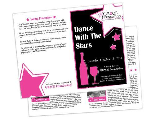 GRACE Foundation – Event Program