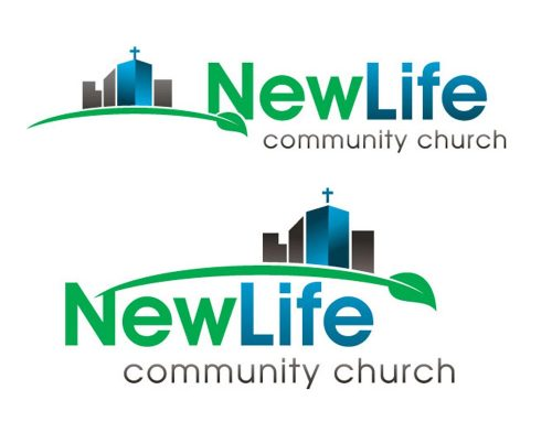 New Life Community Church – Logo Design
